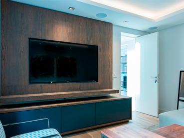 automação residencial apartamento
